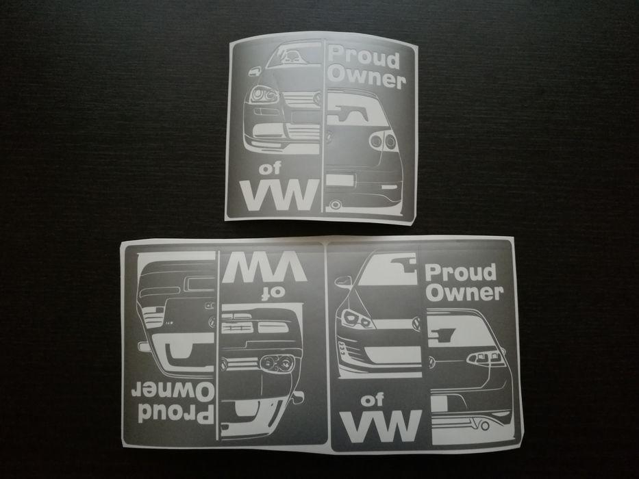 Stickere autocolant VW