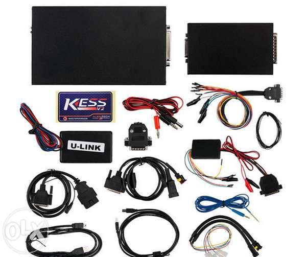 Kess V2.13 Master HW: 4.036 - ОБД флашер за чип тунинг