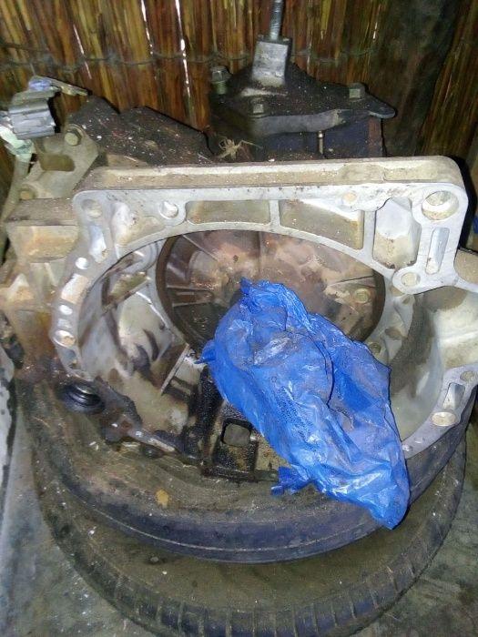 Caixa de Mazda Demio (Maxixe)