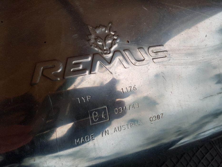 Vand toba inox REMUS originala Golf 4