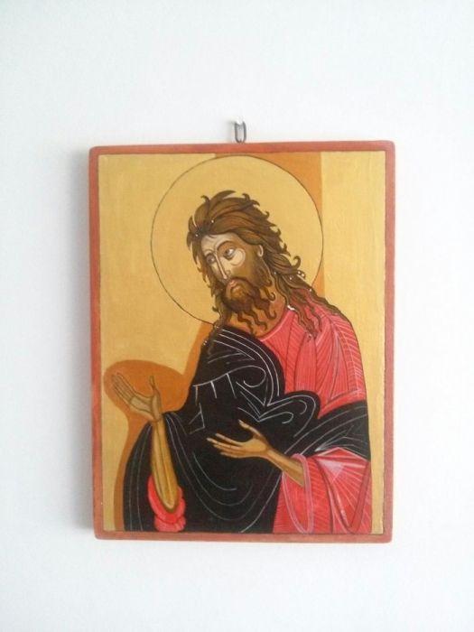Icoana Sf. Ioan Botezatorul