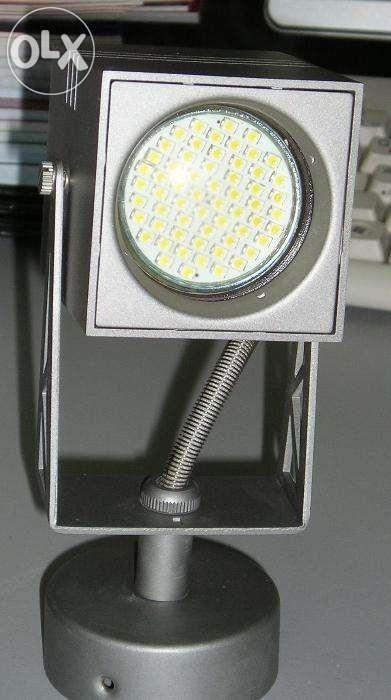 Светильник Светодиодный направленный + энергосберегающая лампа продам