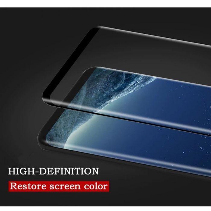 Стъклен протектор за Samsung Galaxy S8 S9 S10e S10 Note 8 9 ( 3D 4D) гр. Варна - image 8