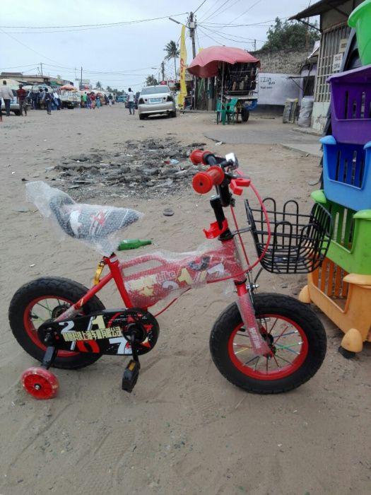 Cestos bicicletas triciclo infantis, entrega ao domicilio