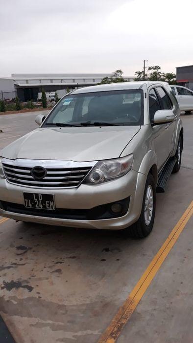 Toyota Fortuner limpo Baixou o preço Kikolo - imagem 1