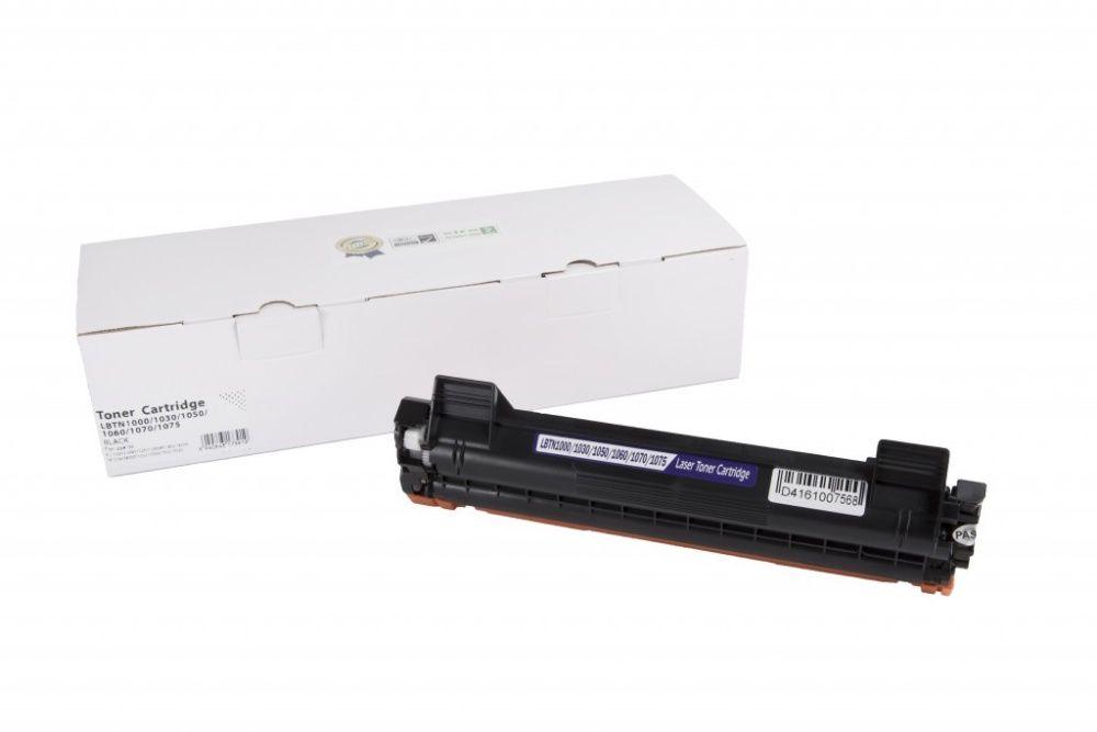 Чисто нови съвместими тонер касети Brother TN-1030 / TN1030
