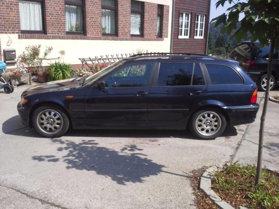 БМВ 320д 150кс *На Части* - BMW e46 320d 150hp 6gears