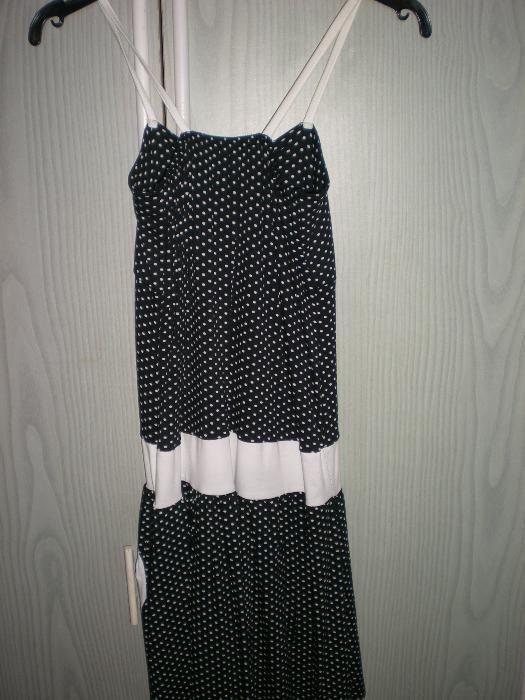 Продавам ластична рокля от трико