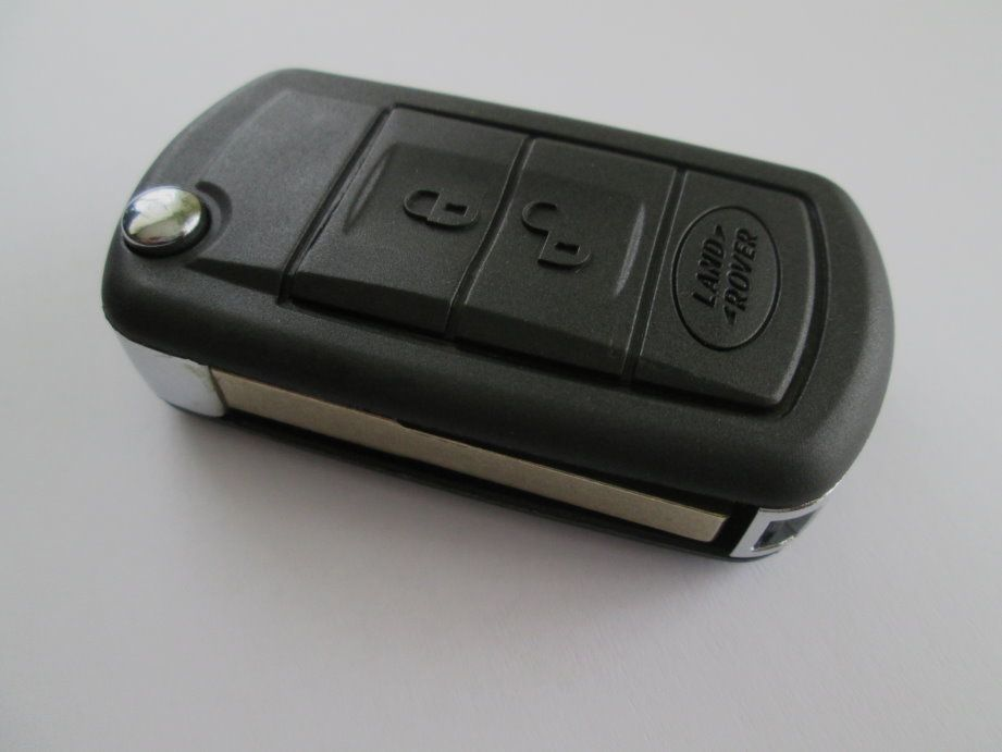 Автоключ сгъваем с 3 бутона за Land Rover комплект (433 MHz)!