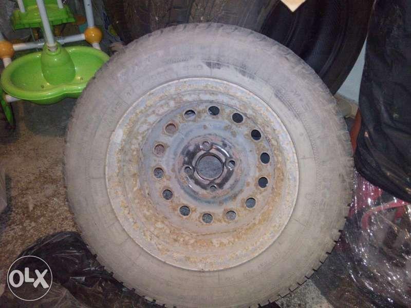 Продавам зимни гуми 175x70x13