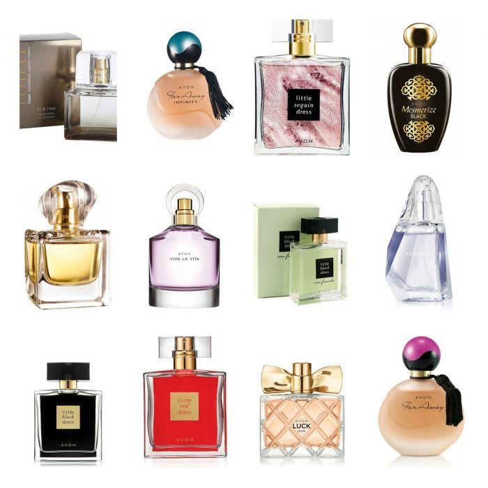 Разпродажба на парфюми Avon