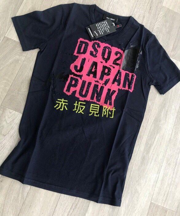Нова тениска на Dsquared автентична!