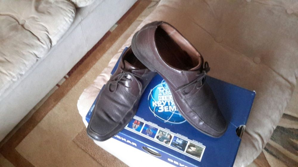 Туфли мужские Ralf Ringer размер 41