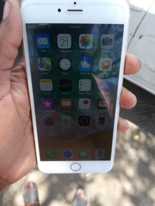 Iphone 6s plus 64 GB fora da Caixa