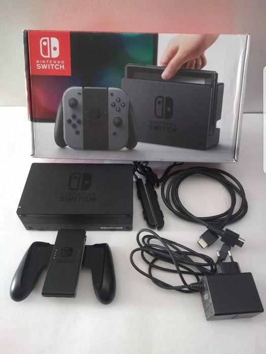 Game Nintendo novo Na Caixa
