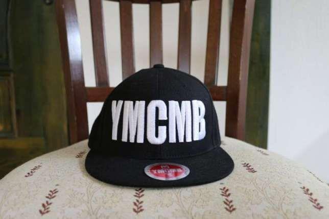 Шапка с козирка – YMCMB