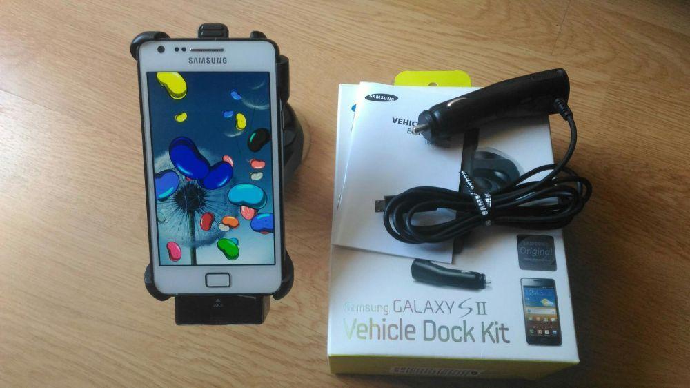 Suport Auto Samsung Galaxy S2 I9100, S2 Plus I9105 ECS-V1A2BEGSTD