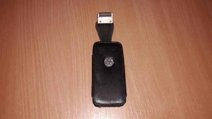 Husă mobil cu agățătoare la pantaloni (de la Sony K700)
