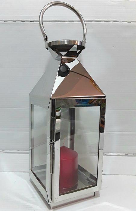 LAMPADARE MARI din INOX si sticla termorezistenta pentru exterior NOI