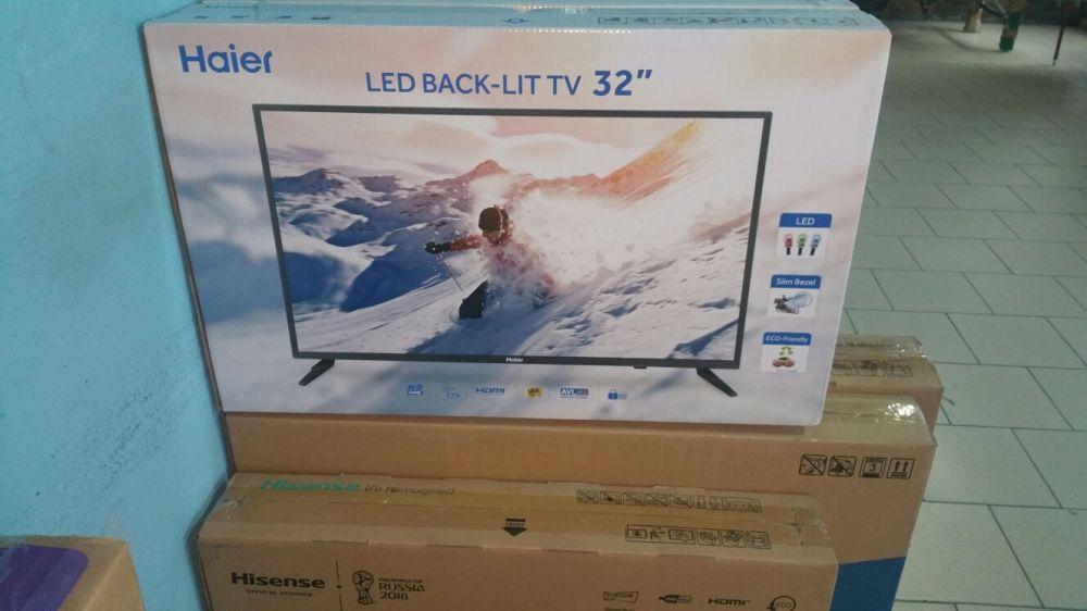 Promoção de tvs haier LED FULL HD 32 polegadas novas na caixa