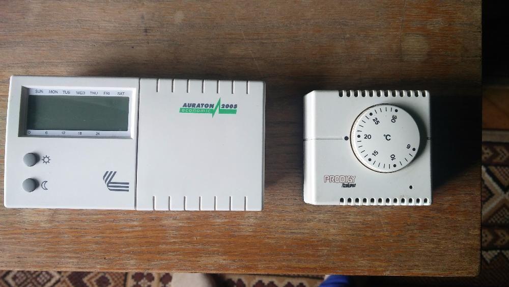 Termostat de camera mecanic si electronic