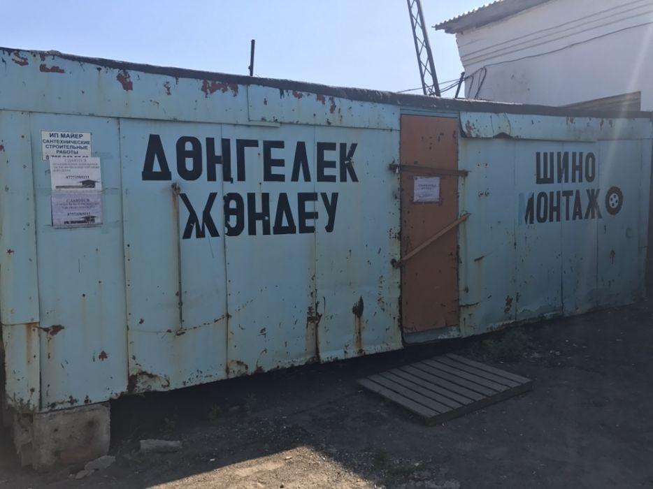Сдам вагончик в Аренду (под склад)
