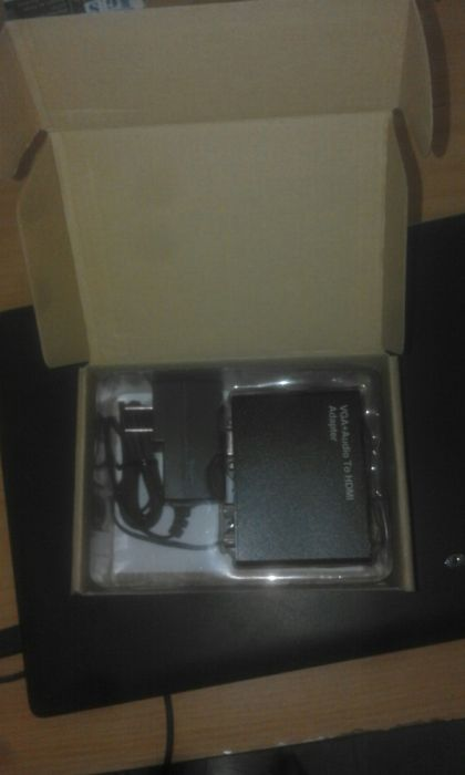 Vendo conversor VGA/HDMI