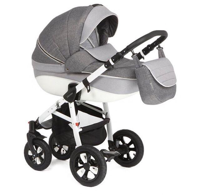 Детская коляска Adamex Alex 3в1