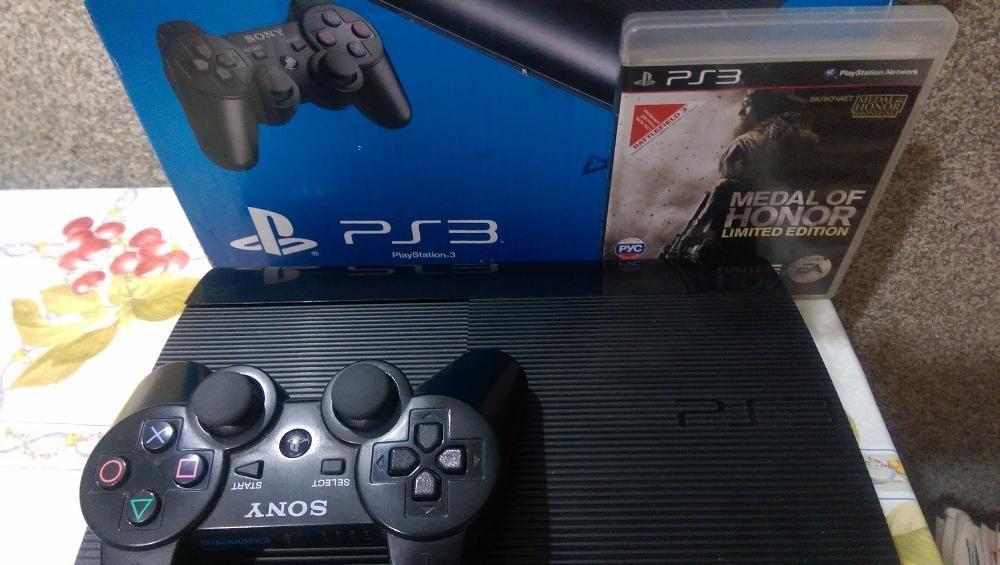 Игровая приставка SONY PS3, консоль Сони