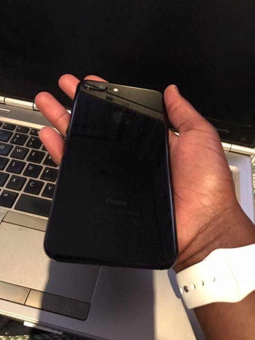 iPhone 7 Plus mateblack