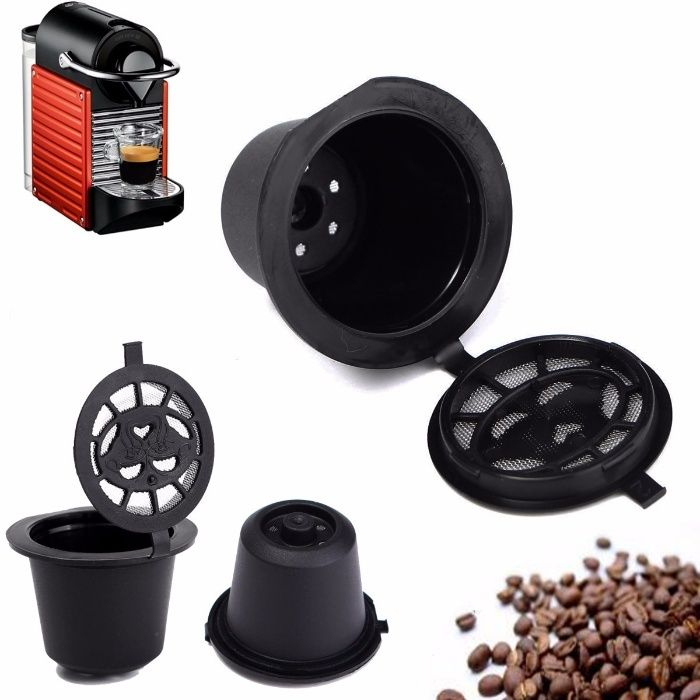 Nespresso/Неспресо Капсули за многократна употреба.