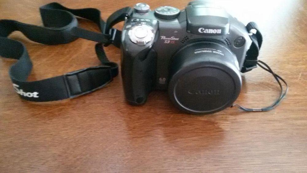 Фотоапарат Canon PowerShot S3