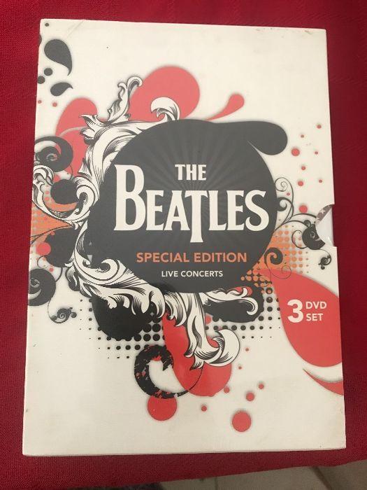 Coleção DVD the Beatles