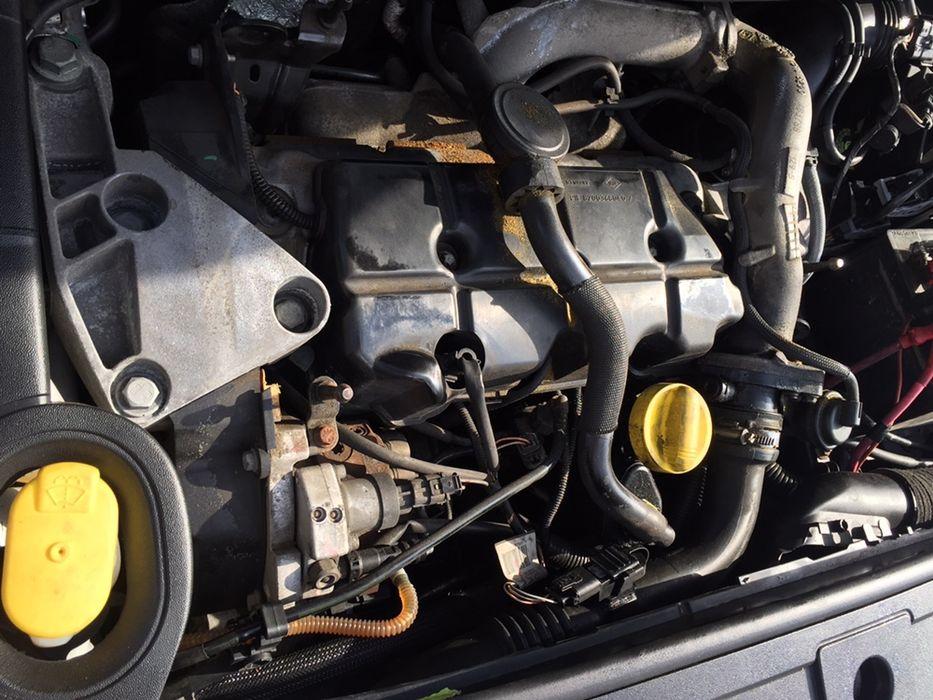 Motor renault megan 2 scenic 19 120 cp