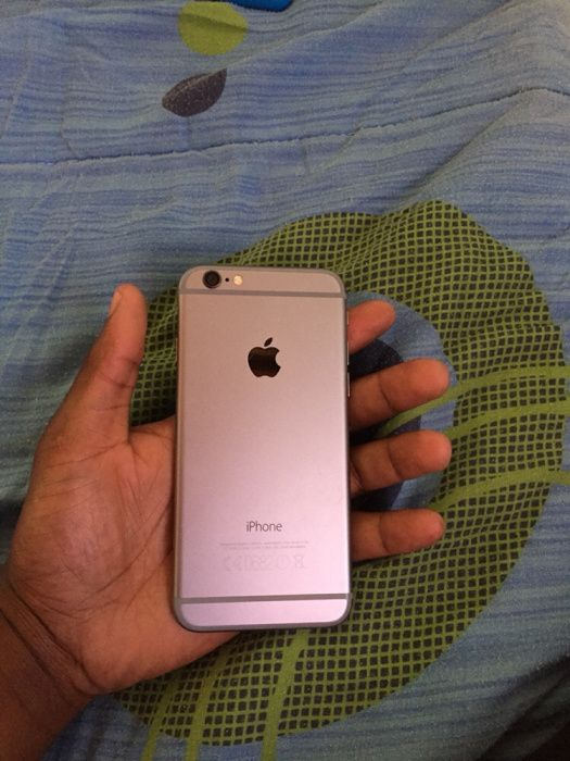 Vendo Base Nova de iPhone 6 com bateria, (bateria não está muito boa)