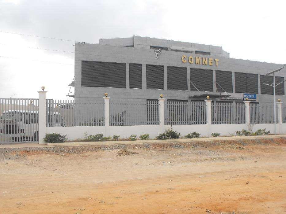 Edifício Comnet Com Dois Andares Para Empresa ou Escritórios