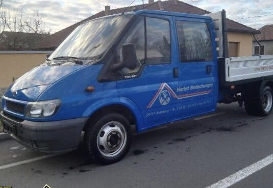 Kit Schimbare Volan Ford Transit 2001-2006