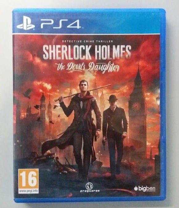 Sherlock Holmes Playstation 4 (PS4)