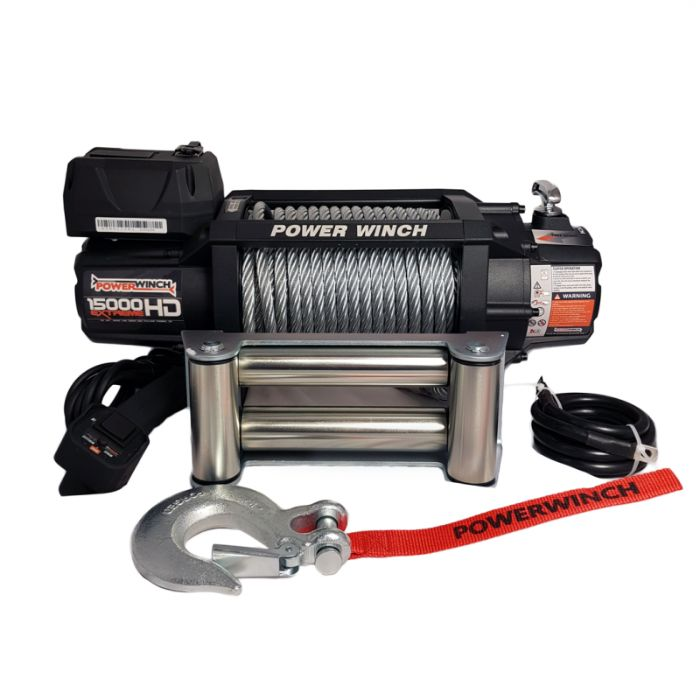 Troliu Power Winch PW 15000 Extreme HD - NOU