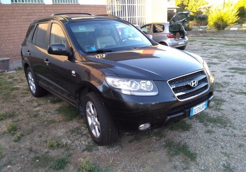 Hyundai Santa Fe 2 2.2CRDI на части / Хюндай Санта Фе на части