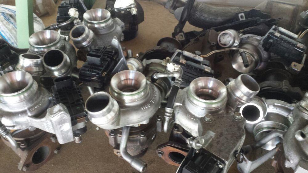 turbina bmw 318d 143cv e90 e91 e92 x1 x3