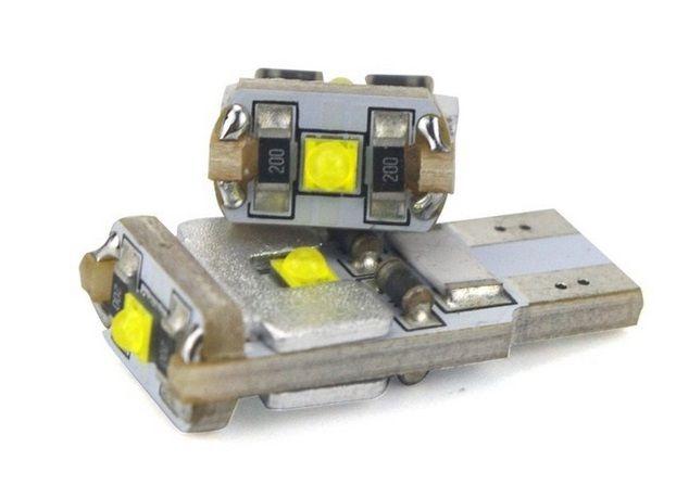 Led T10 W5W canbus fara eroare CREE Chip