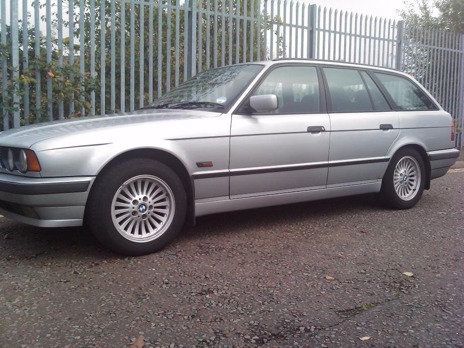 BMW E34 525tds НА ЧАСТИ