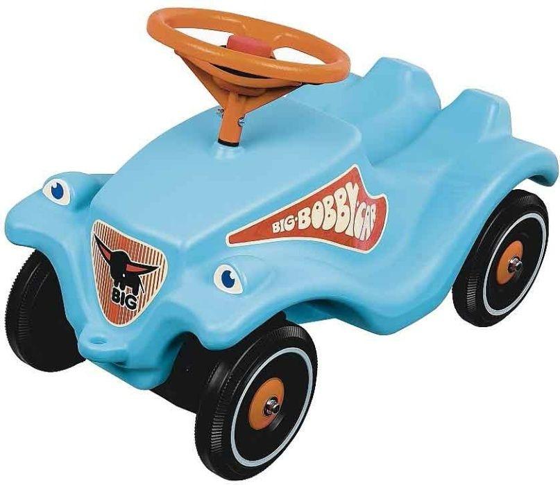 Детска кола BIG-Bobby-Car-Classic с дръжка за родители - нова!