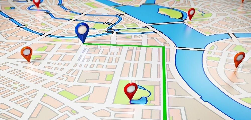 Обновяване / Актуализиране на карти на навигации за кола / камион