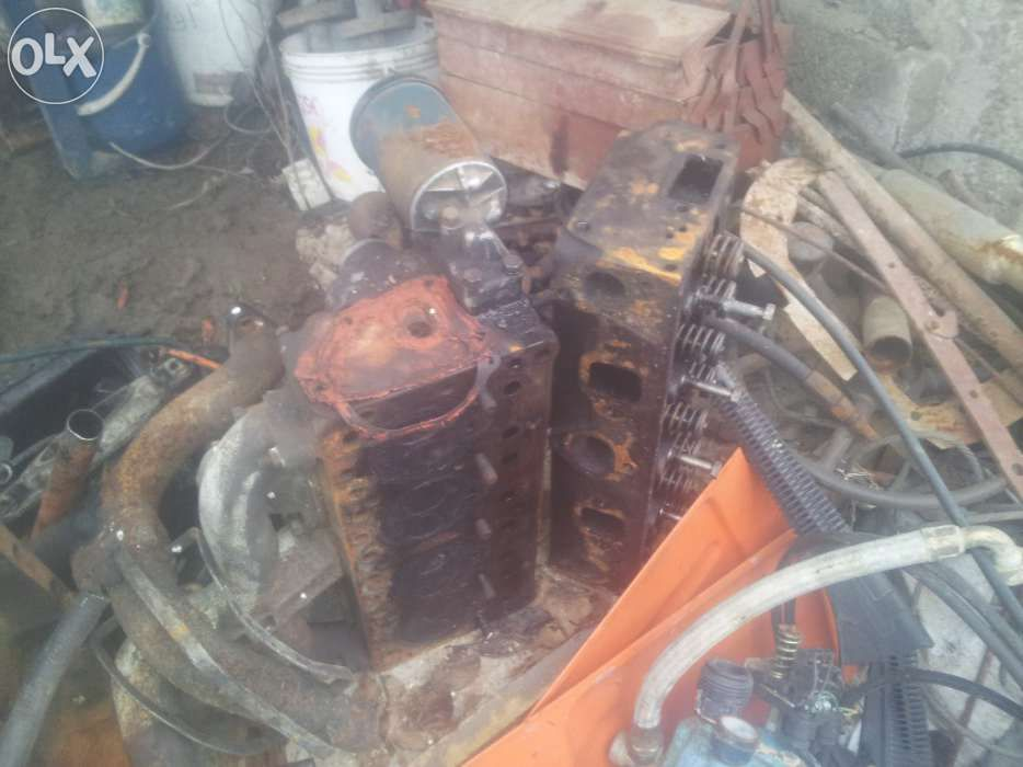 .Chiuloasa, bloc motor, monobloc fiat 25r-311-312-315-411-415