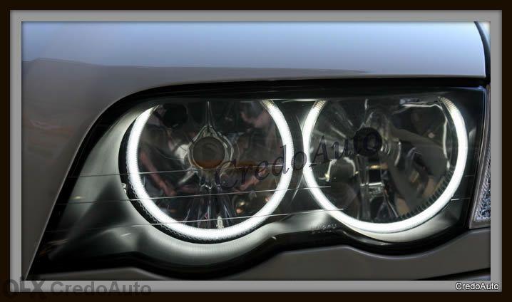 Ccfl Angel Eyes - Ангелски очи за BMW E46 от (98-2001)
