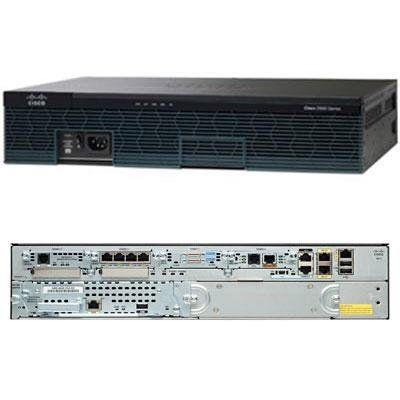 Disponíveis Cisco Router 2901 & 2911 selados Bairro Central - imagem 2