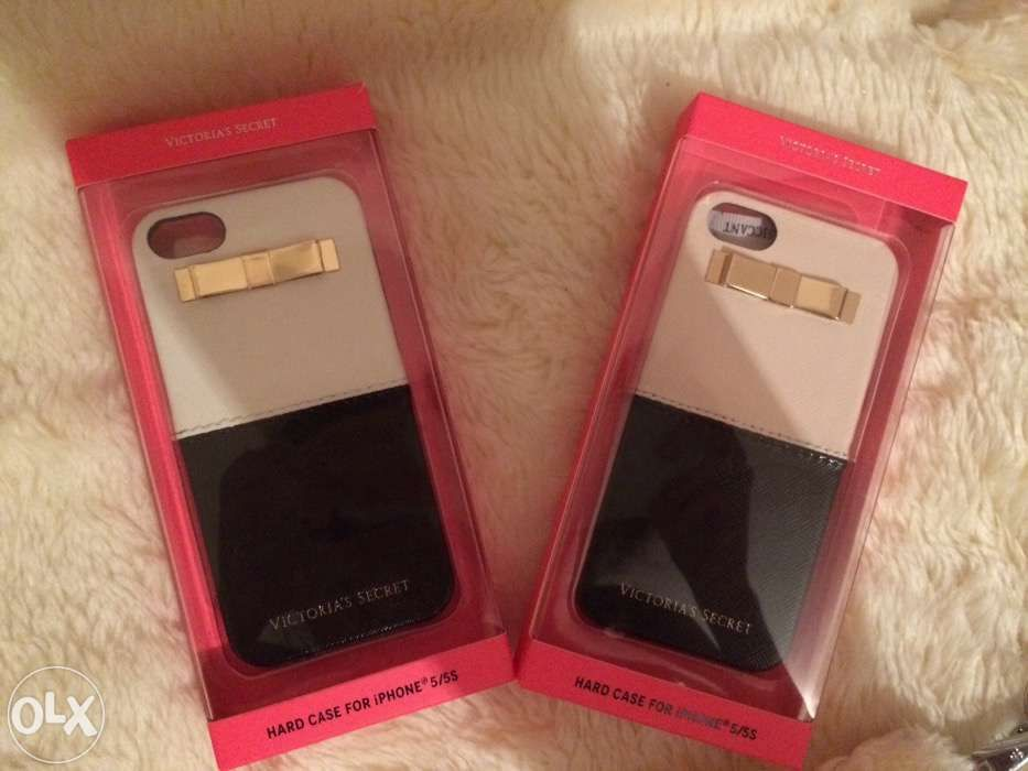 Carcasa telefon Victoria's Secret model IPhone 5 si 5S