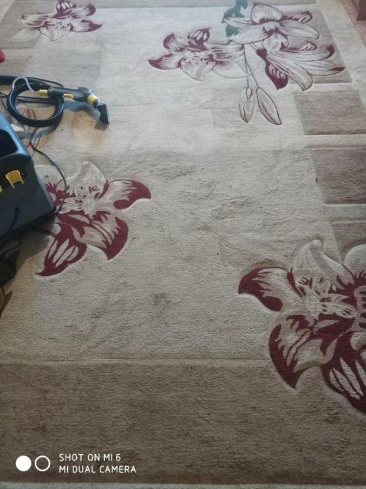 Профессиональная химЧистка ковров, мягкой мебели